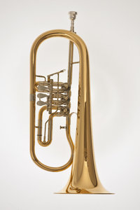 Bb-flugelhorn, Model 410