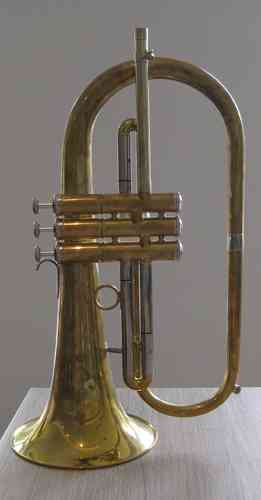 Bb-flugelhorn, Model 420