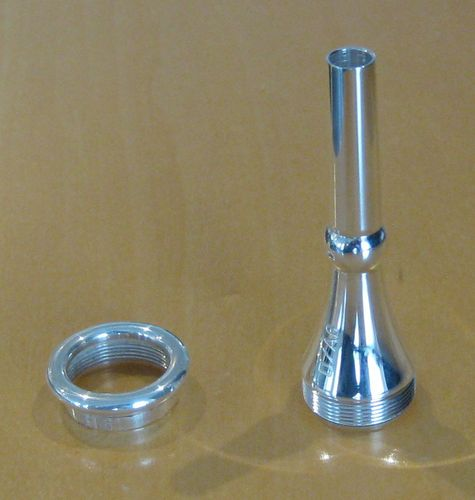 Mouthpiece for french horn Fa. Windhager - Two part system